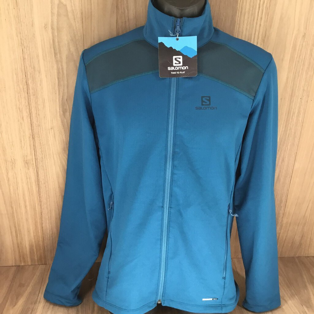 Salomon M's Discovery LT Full Zip