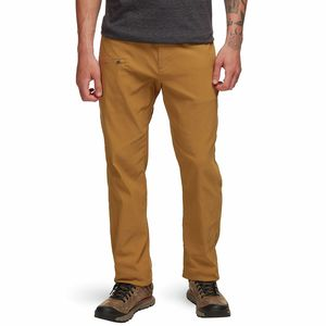 Steort Climbing Pant - Men's Bronze, 34 - Good