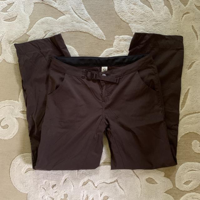 Prana Casual Brown Pant 8
