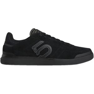 Sleuth DLX Shoe - Men's Black/Grey Six/Matte Gold, 6.5 - Good
