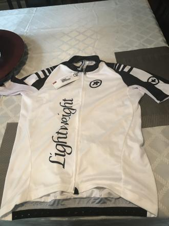 Assos Cycling Jersey never worn