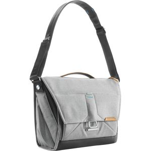 Everyday 13in Messenger Bag Ash, One Size - Excellent