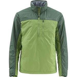 Midstream Insulated Pullover Jacket - Men's Spinach, S - Good