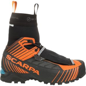 Ribelle Tech OD Mountaineering Boot Black/Orange, 44.5 - Good