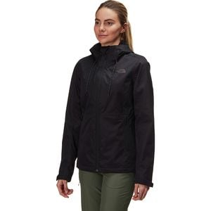 Arrowood Triclimate Hooded 3-In-1 Jacket - Women's Tnf Black/Tnf Black, M - Excellent