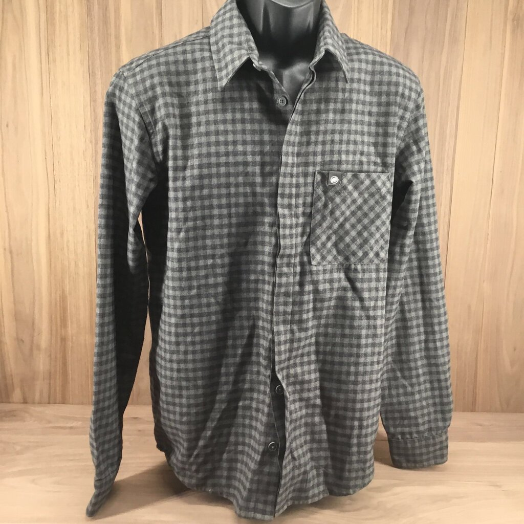 Mammut Plaid Longsleeve button up shirt