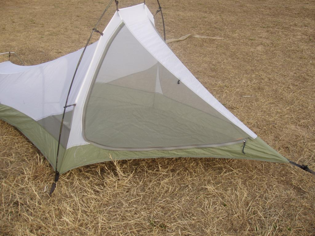 Sierra Design LIGHT YEAR ULTRA LITE TENT w Easton Ultra Lite Poles