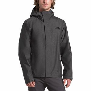 Venture 2 Hooded Jacket - Men's Tnf Dark Grey Heather, 3XL - Excellent