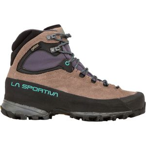 Eclipse GTX Hiking Boot - Women's Taupe/Emerald, 36.5 - Good