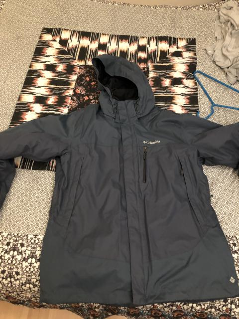 Columbia Omniheat Interchange Coat