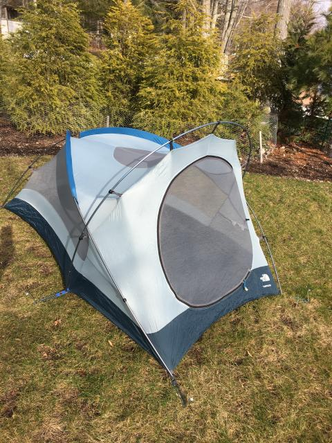 Photograph of Photograph of Photograph of Photograph of ... & The North Face - The North Face Tadpole 23 Tent