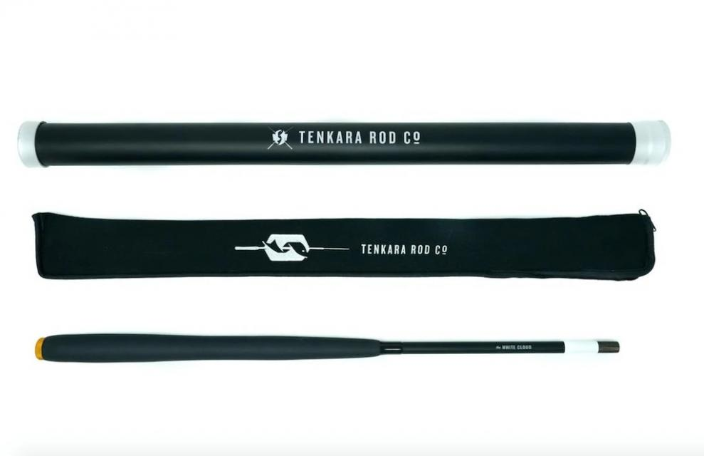 White Cloud Tenkara Rod