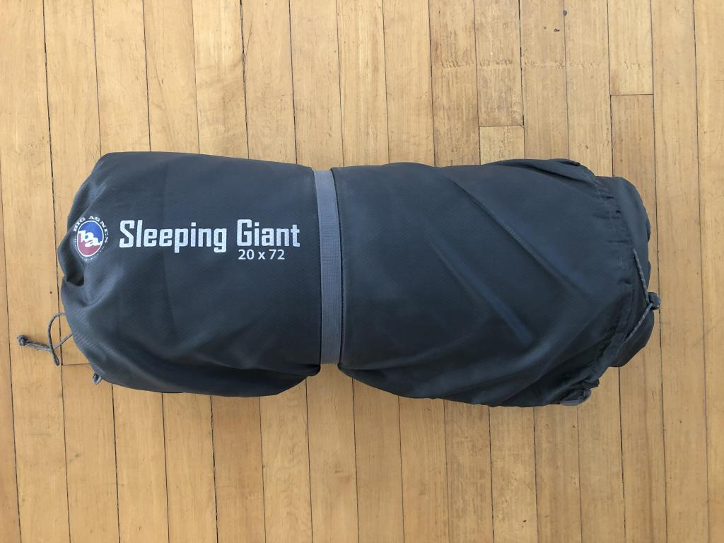 Big Agnes Sleeping Giant Sleeping Pad Cover 20x72