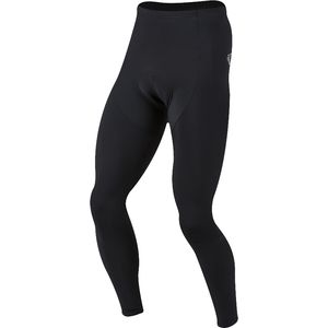 Pursuit Thermal Cycling Tight - Men's Black/Screaming Yellow, M - Excellent