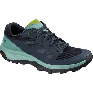 Outline GTX Hiking Shoe - Women's Trellis/Navy Blazer/Guacamole, US 7.5/UK 6.0 - Excellent