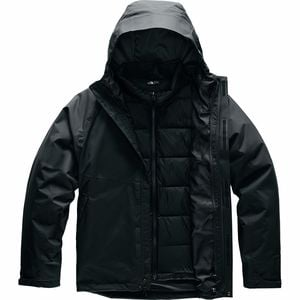 Mountain Light Triclimate Jacket - Men's Tnf Black, L - Excellent