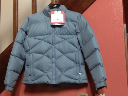 Marmot Women's 700 Fill Neve Down Jacket large L