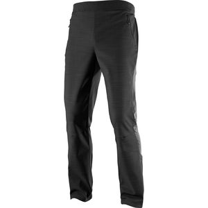 Pulse Softshell Pant - Men's Black, L - Excellent
