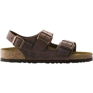 Milano Sandal - Men's Habana Oiled Leather, 43.0 - Good