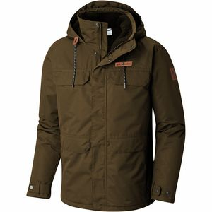 South Canyon Lined Jacket - Men's Olive Green, L - Good