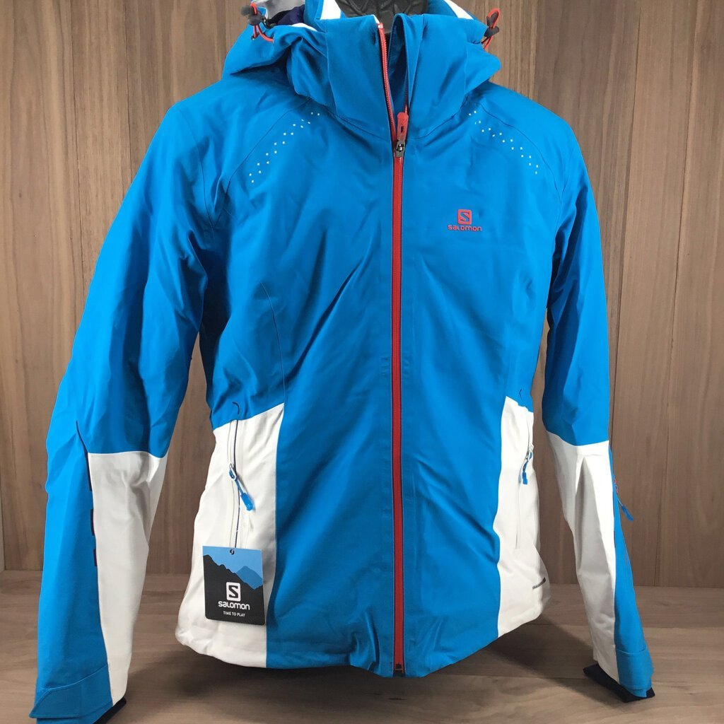 Salomon IceCrystal Hooded Ski Jacket