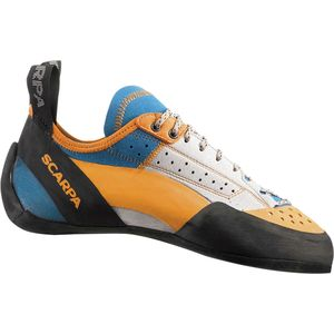 Techno X Climbing Shoe Silver/Azure, 44.0 - Good