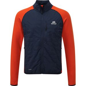 Switch Jacket - Men's Cosmos/Cardinal Orange, S - Excellent