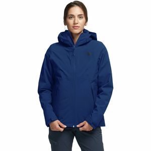 Carto Triclimate Hooded 3-In-1 Jacket - Women's Flag Blue,S - Good