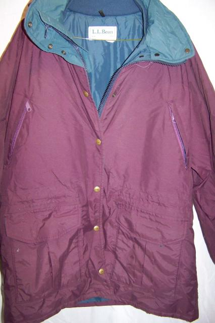 LL Bean Gore-tex Maine Warden's Parka, Women's Large