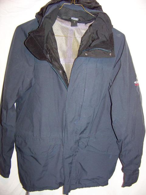 Eider Gore-tex Hooded Rain Jacket, Men's Small
