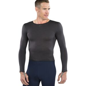 Merino Long-Sleeve Baselayer Phantom, M - Excellent