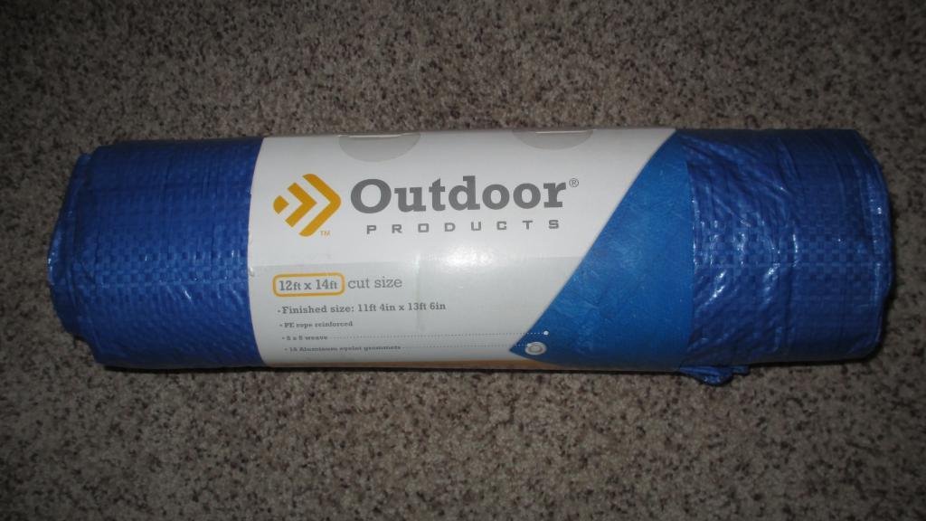 Outdoor Products All Purpose Tarp