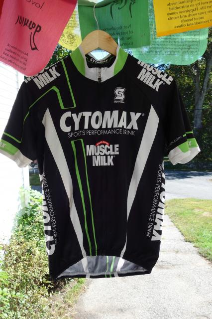 """ Very Rare "" Cytomax Team Member Cycling Jersey Men's Large"
