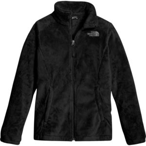 Osolita Fleece Jacket - Girls' Tnf Black, M - Excellent