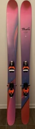 Women's Powder Ski