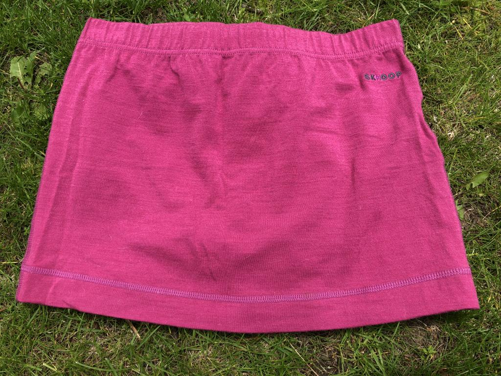 Women's Skhoop Merino Tube Skirt, Pink, Size Small