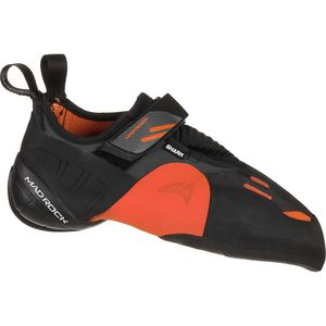 Shark Climbing Shoe Orange/Black, 10.5 - Good