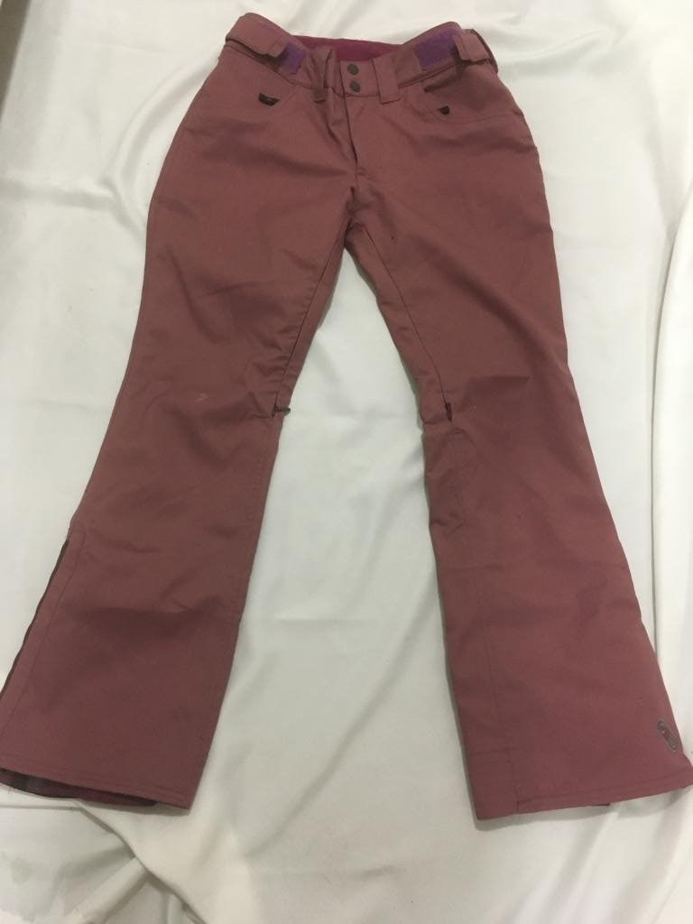 Airblaster Mens Medium snowboard pants maroon