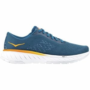 Cavu 2 Running Shoe - Men's Corsair Blue/Bright Marigold, 11.0 - Excellent