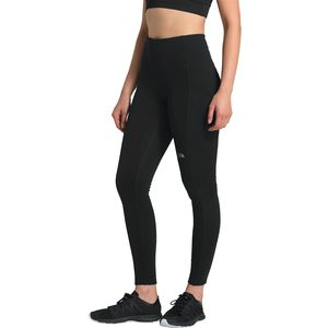Winter Warm High Rise Tight - Women's Tnf Black, M/Reg - Excellent