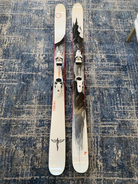 Line Skis Pollard Opus 192cm 2015 (144/118/141) Big-Mountain