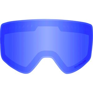 NFXs Goggles Replacement Lens Lumalens Blue Ion, One Size - Fair
