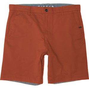 No See Ums 19in Walkshort - Men's Rusty Red, 34 - Excellent