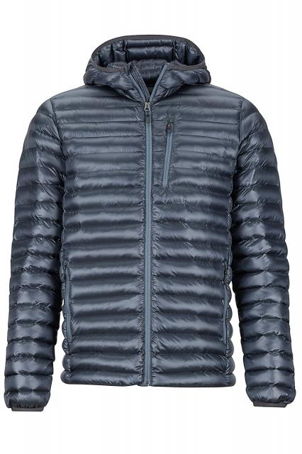 Marmot Avant Featherless Hoody - new men's medium in steel onyx