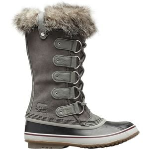 Joan of Arctic Boot - Women's Quarry/Black,5.5 - Excellent