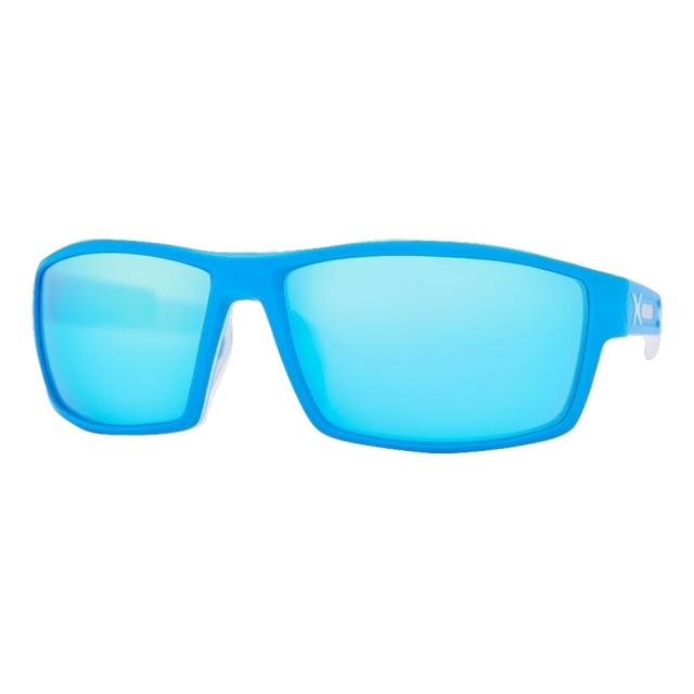 DCURVE Pinnacle Light Blue with White Sunglasses