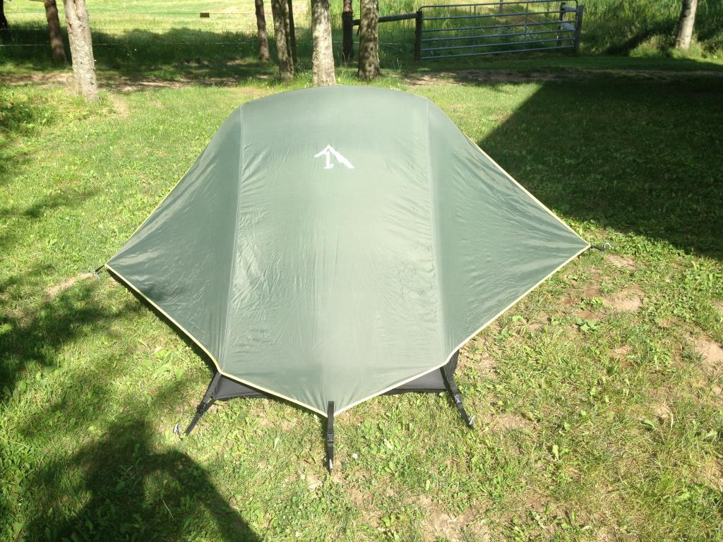 Coleman Peak 1 Cobra (2 Person Tent) & Coleman Peak 1 - Coleman Peak 1 Cobra (2 Person Tent)