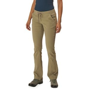 Anytime Outdoor Boot Cut Pant - Women's Tusk, 8/Short - Excellent