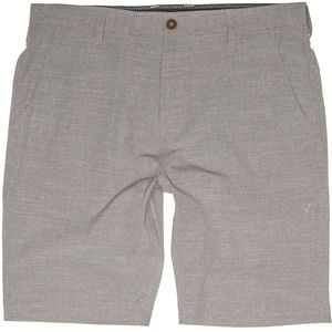 Fin Rope Hybrid 20in Walkshort - Men's Phantom, 32 - Excellent