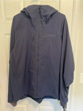 Men's Norrona Lyngen Windstopper Hybrid jacket XL